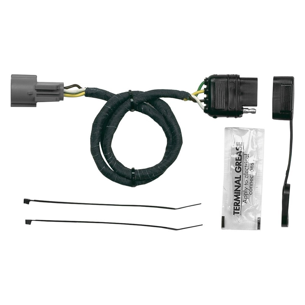 ford escape towing wiring harness
