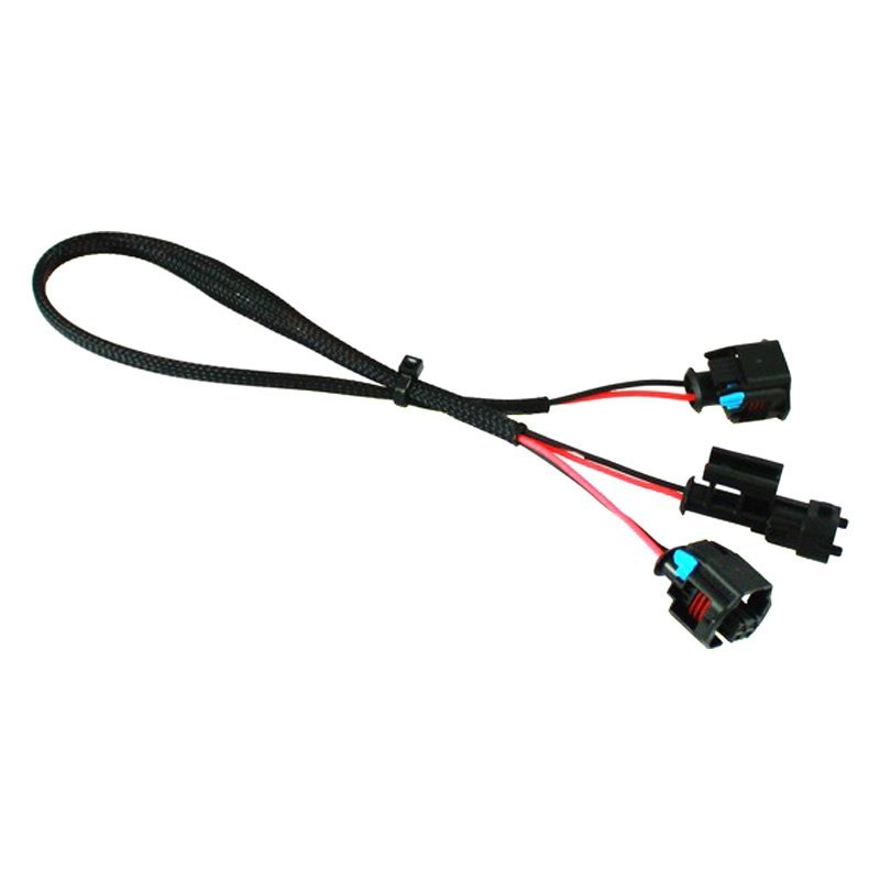 HS Motorsports® 562002 - Dual Injection Wire Harness