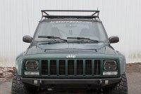 JcrOffroad - Jeep Cherokee 1999 Prerunner Roof Rack