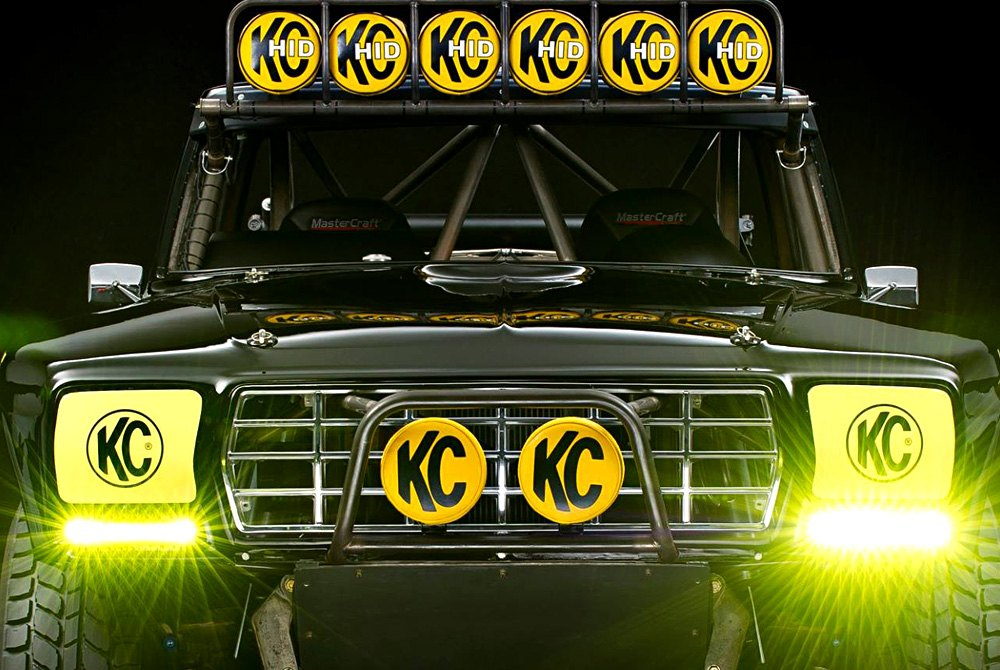 KC HiLiTES™ Off-Road  Driving Lights - CARiD