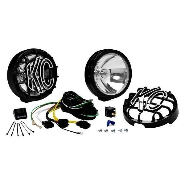 KC HiLiTES® 124 - SlimLite™ 6\