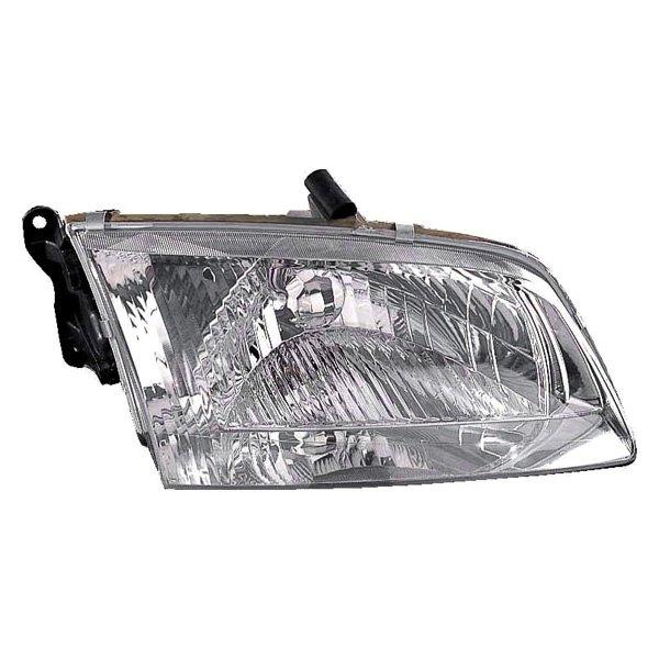 mazda 2000 626 wiring headlight