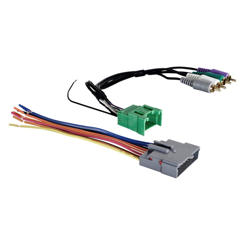 Metra® - Ford Explorer 1995 Aftermarket Radio Wiring Harness with
