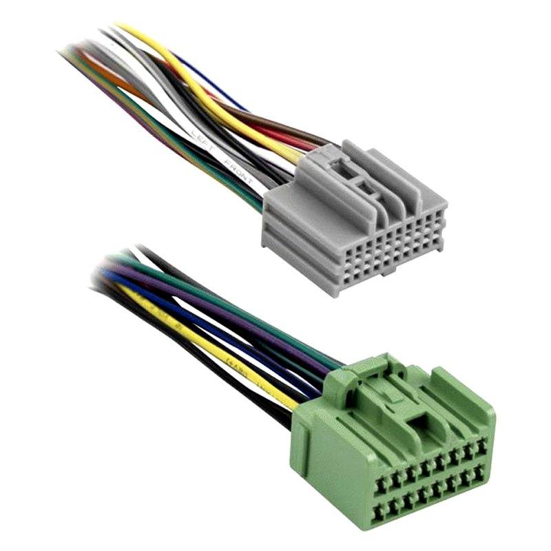 Metra 70 2104 Radio Wiring Harness For 06 Up Gm Sell metra radio