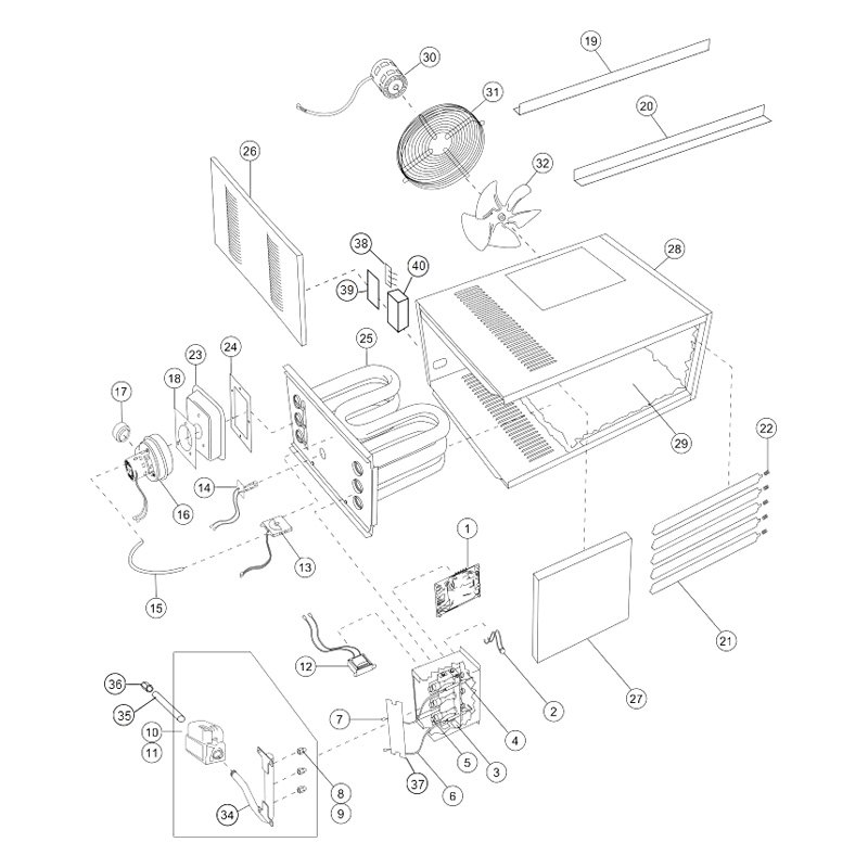 mr heater thermostat wiring diagram