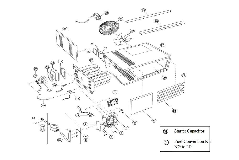 big buddy heater wiring diagram