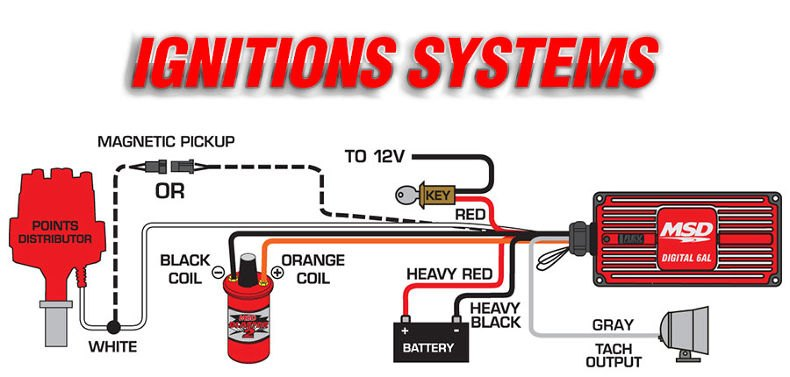 6401 msd ignition wiring diagram ford
