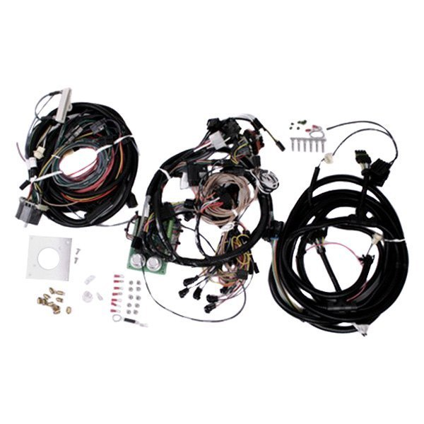 centech wiring harness jeep cj7