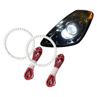 Oracle Lighting - Nissan 350Z 2006-2009 Color Halo Kit ...