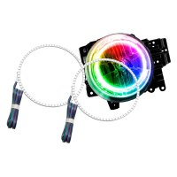 Oracle Lighting - Toyota FJ Cruiser 2007-2012 Color Halo ...