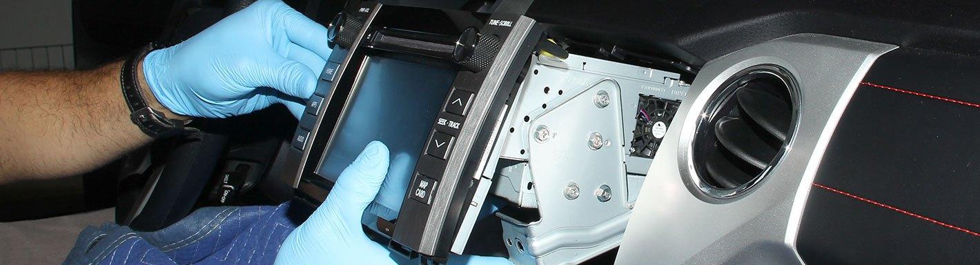 2012 Ford Fusion Stereo  Video Installation Parts \u2014 CARiD