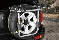 Spare Tire Mount Bike Racks | Stud Mount, Strap Mount ...