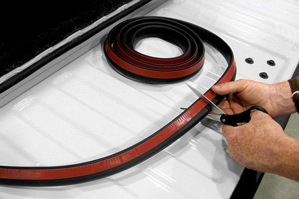 Truck Bed Tailgate Seals Gaskets Caridcom
