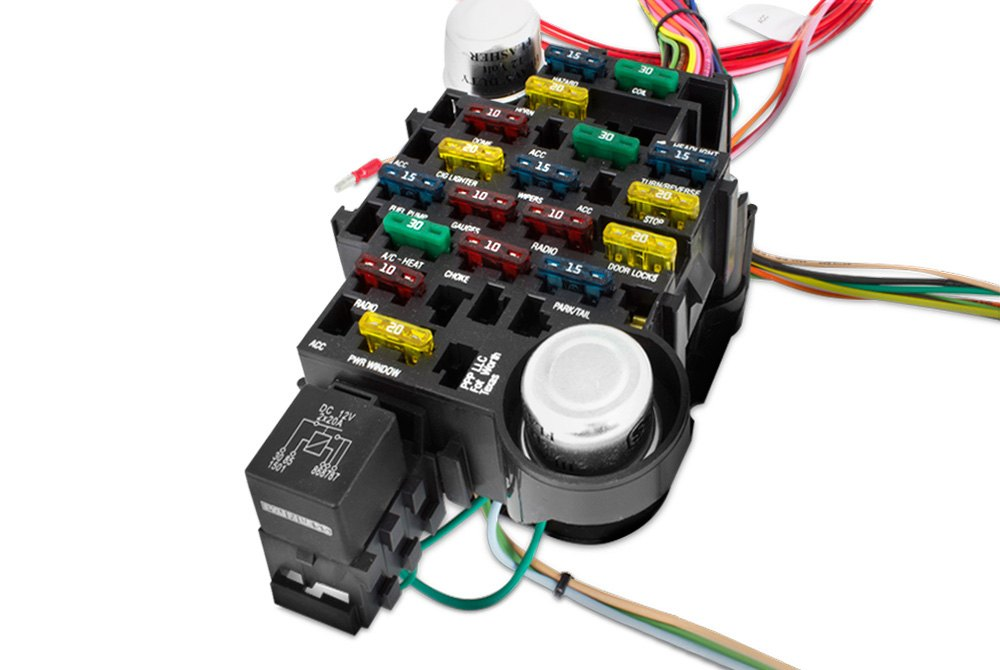 Painless Performance™ Wiring Harnesses, Switches  Kits \u2014 CARiD