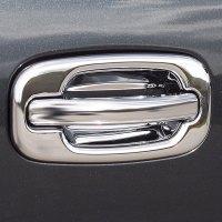 Putco - Chevy Silverado 2000 Chrome Door Handle Covers