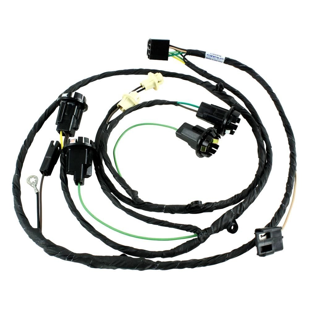 wiring harness 1969 chevelle