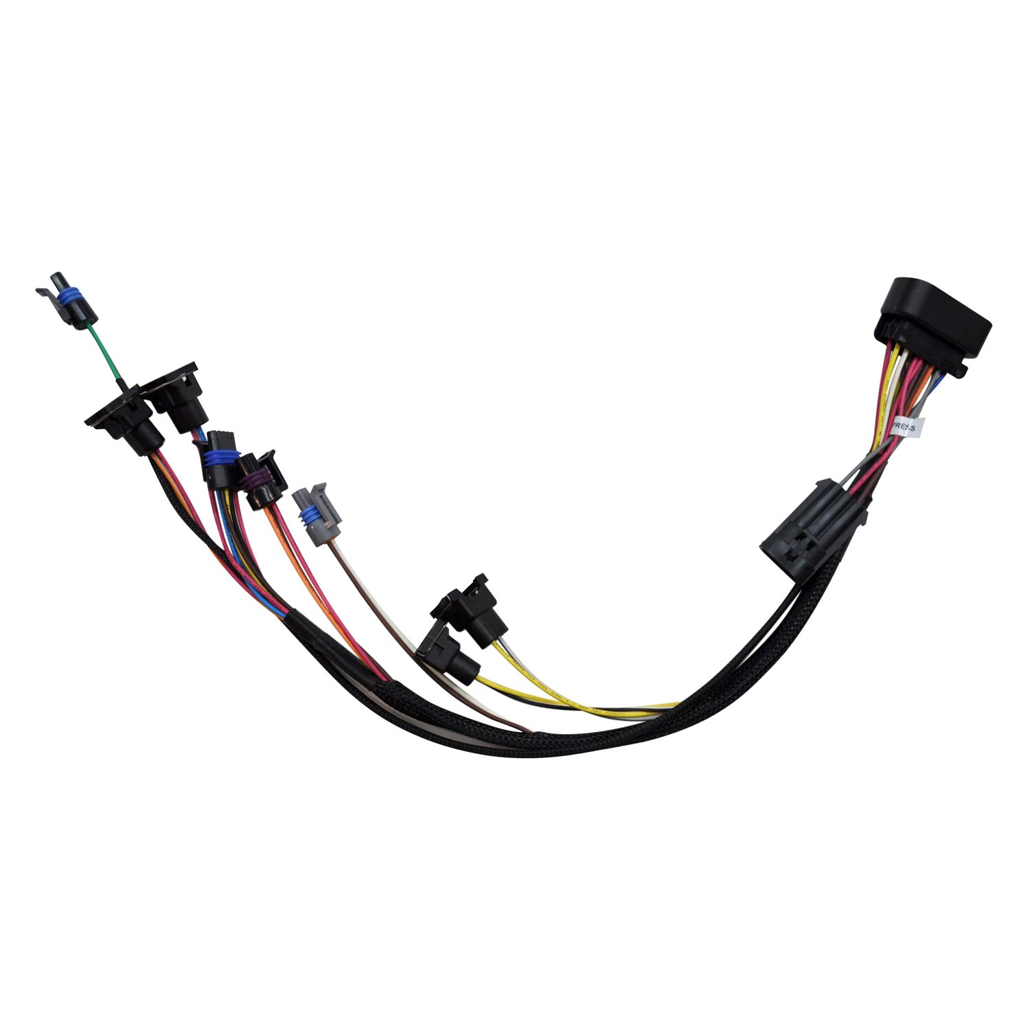drag car wiring harness