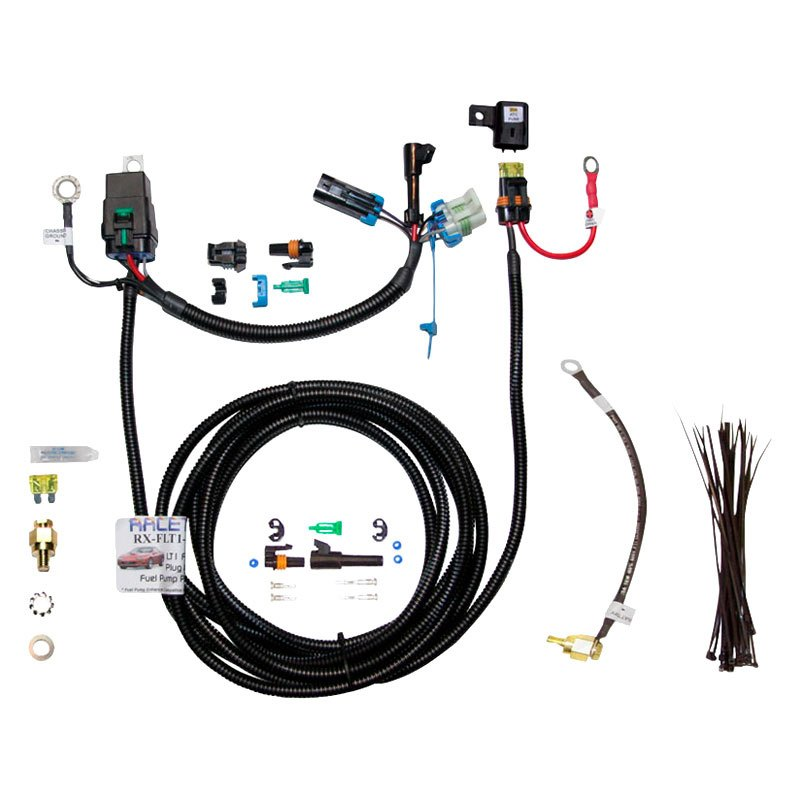 Racetronix® FPWH-003 - Upgrade Fuel Pump Wiring Harness