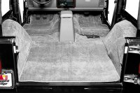 Rugged Ridge - Jeep Wrangler 1987 Deluxe Replacement ...