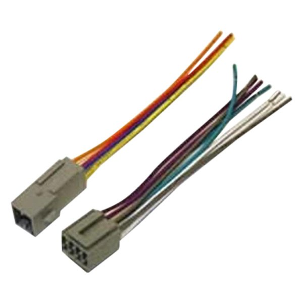 Aftermarket Radio Wiring Harness Wiring Library