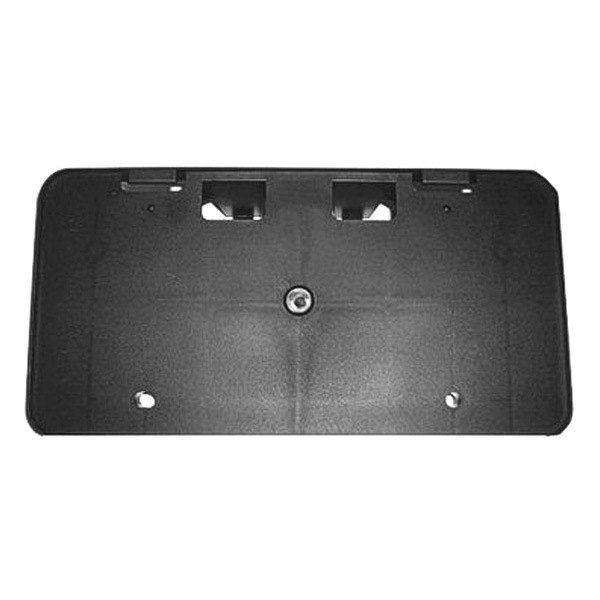 Shermanr 8154 90lb 0 Front Bumper License Plate Mounting