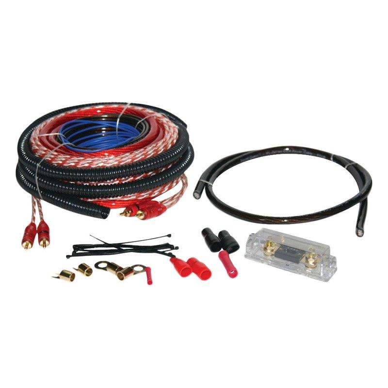 Sound Quest® SQK4ANL - 4 Gauge Amplifier Wiring Kit