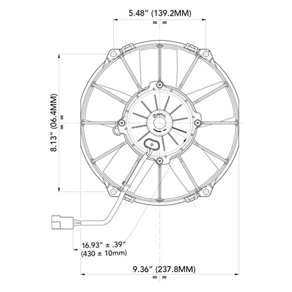 spal fans wiring diagram 1968