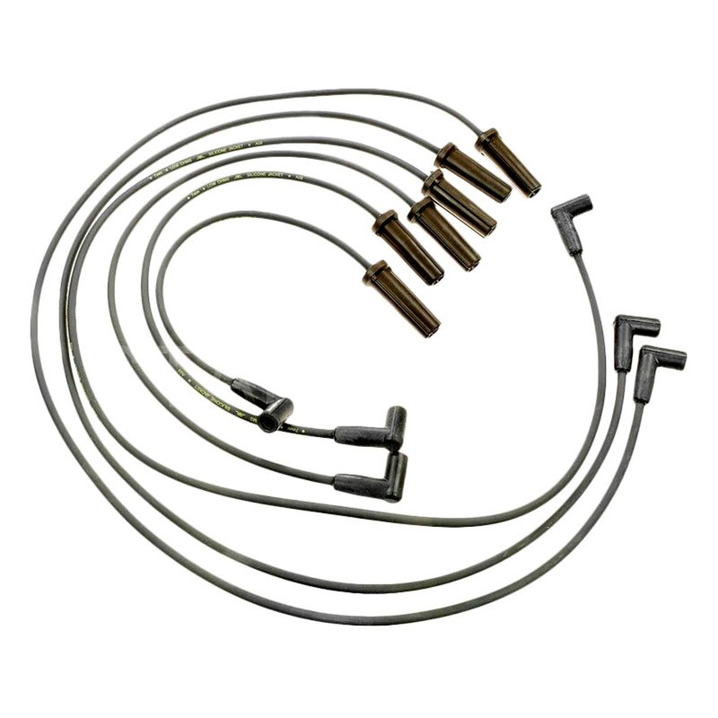 spark plug wires for 2002 chevy impala
