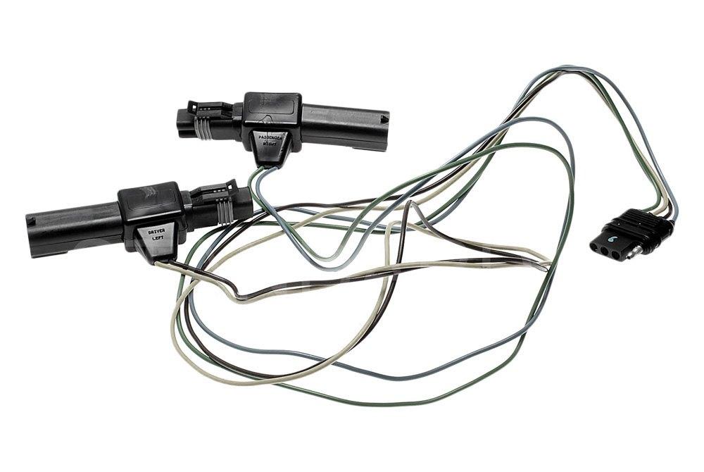 dodge dakota trailer wiring kit