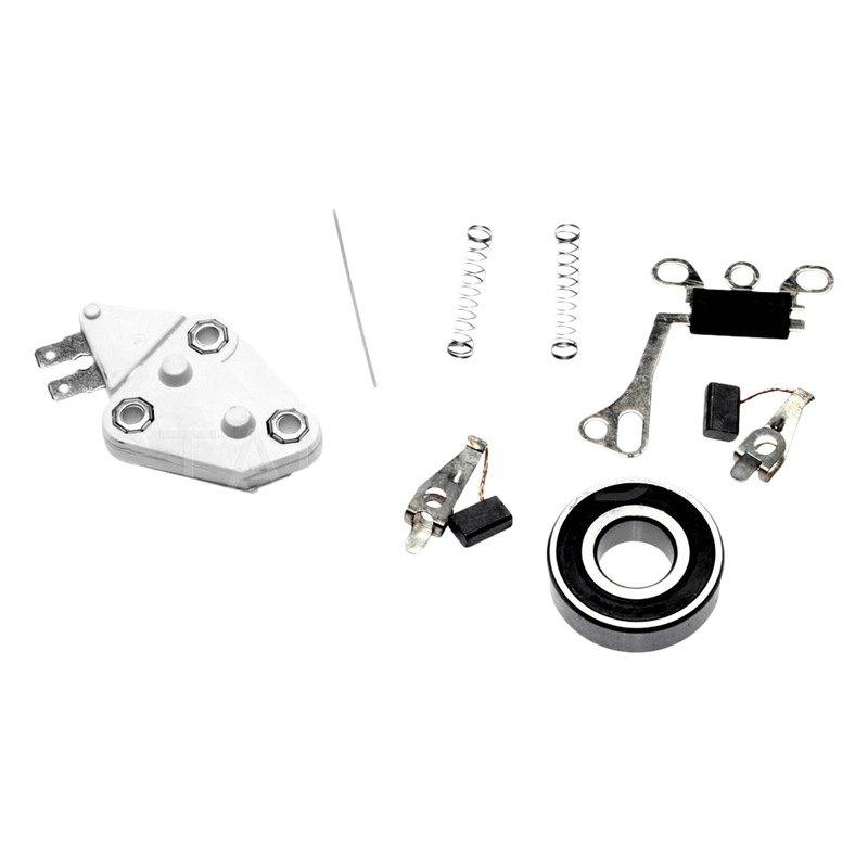 ledningsdiagram alternator rebuild kits