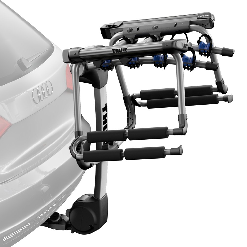 Thuler 9033 Tram Hitch Ski And Snowboard Carrier