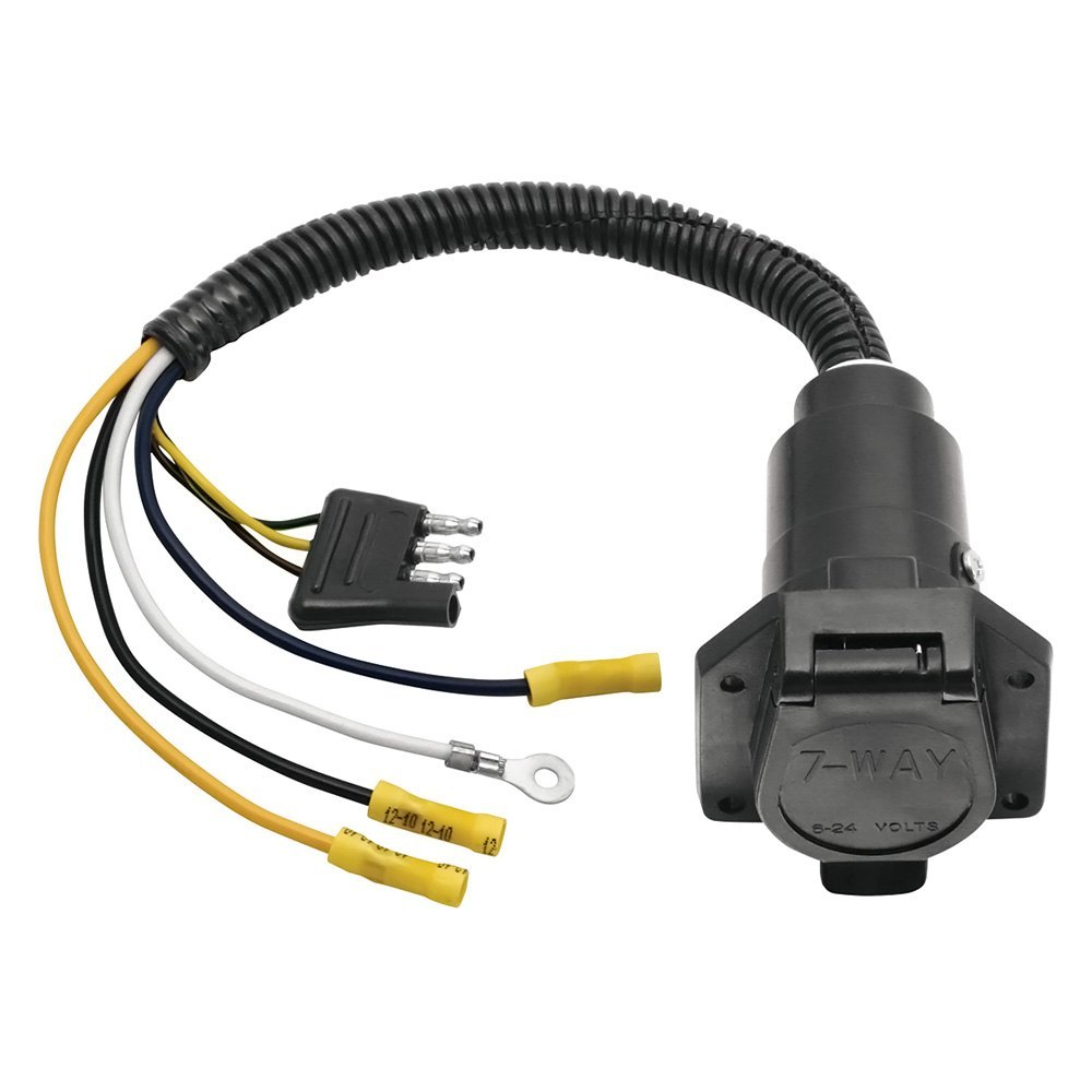 4 pin trailer connector wiring harness
