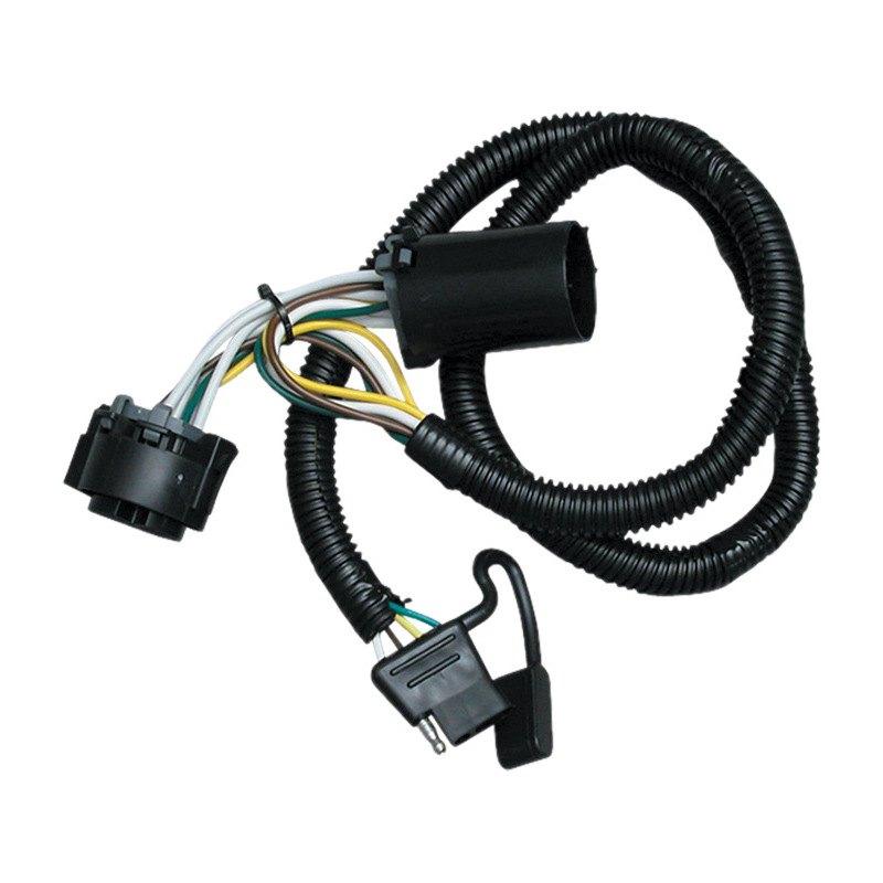 dodge ram 1500 trailer wiring harness