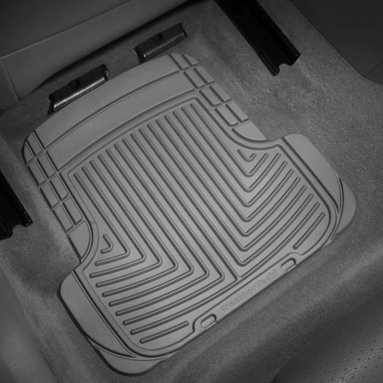 Weathertech all weather floor mats gray
