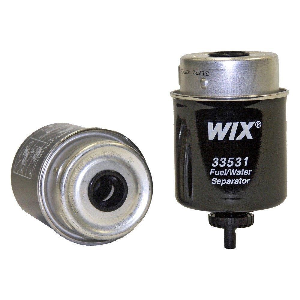 semi truck fuel filter