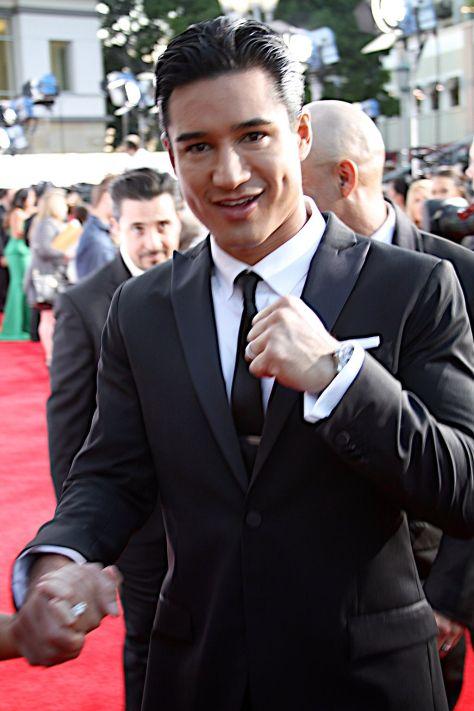 Mario Lopez at 2014 ALMA Awards