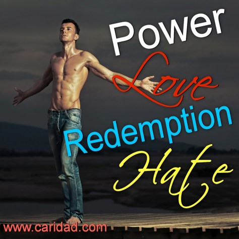 Power love redemption hate in The Calling is Reborn Vampire Romance series