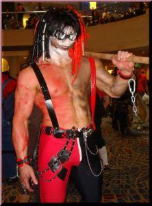 DragonCon Warrior