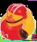 Jesse Bradford Football Rubber Duckie
