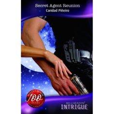 SECRET AGENT REUNION UK Cover