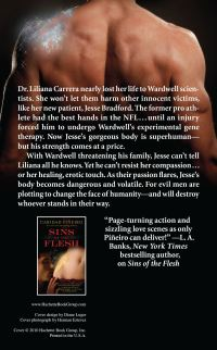 Jesse's Back on STRONGER THAN SIN Paranormal Romance