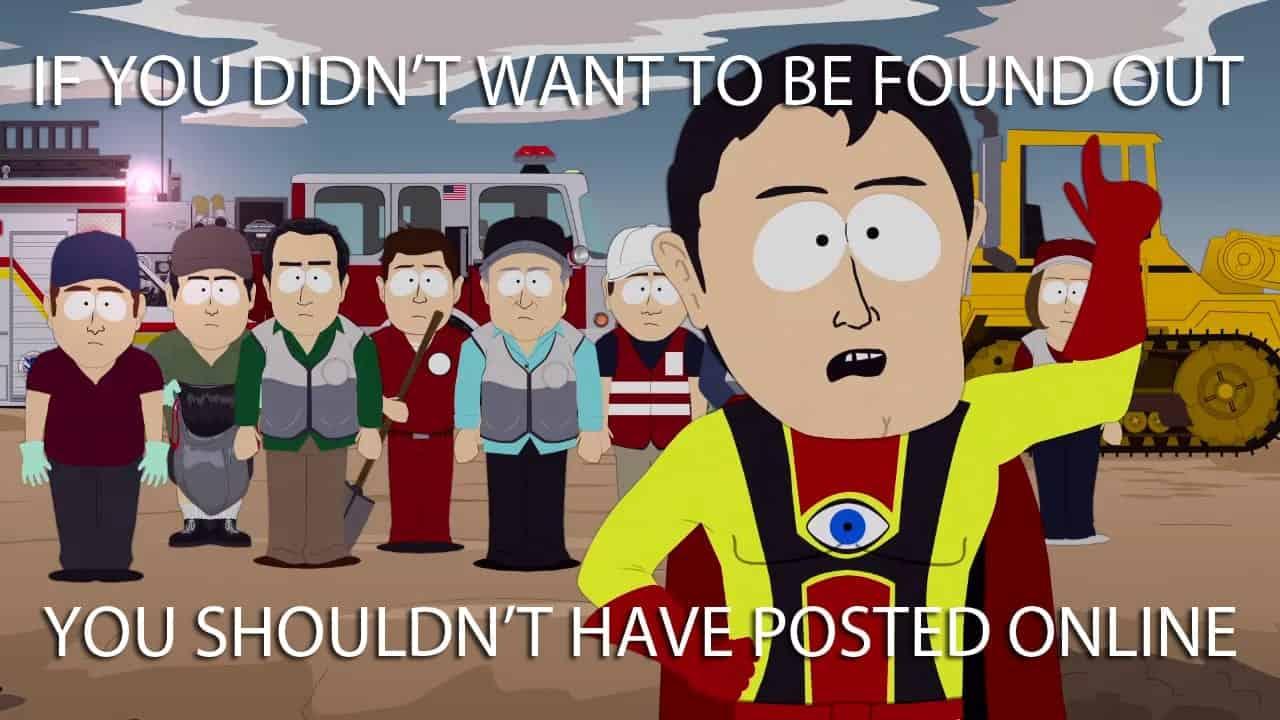 Pix For > Captain Hindsight South Park