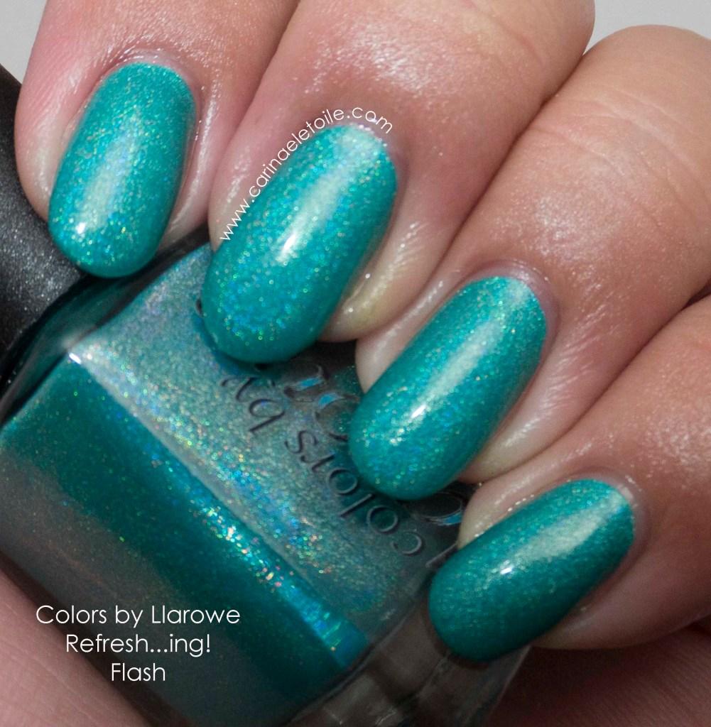 Colors by Llarowe Refresh...ing!