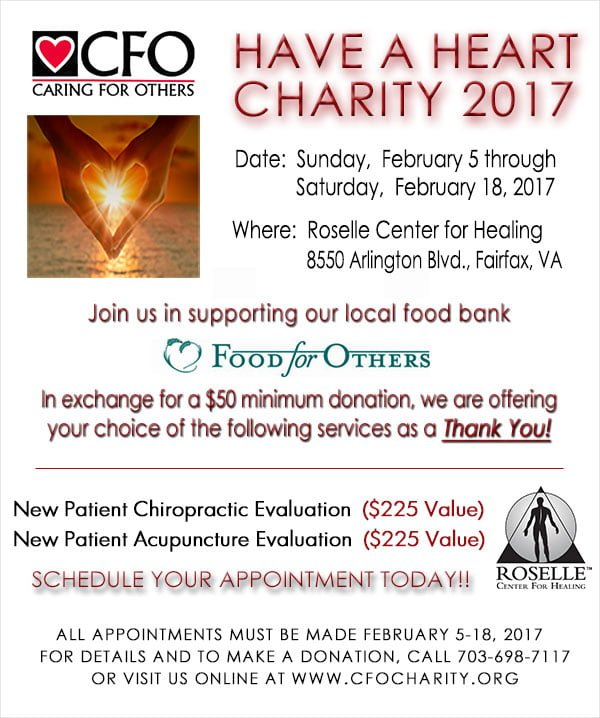 Have a Heart 2017 Charity Campaign - Caring For Others, Ltd - charity evaluation