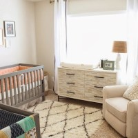 Gender Neutral Twin Nursery