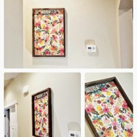 DIY Floating Frame