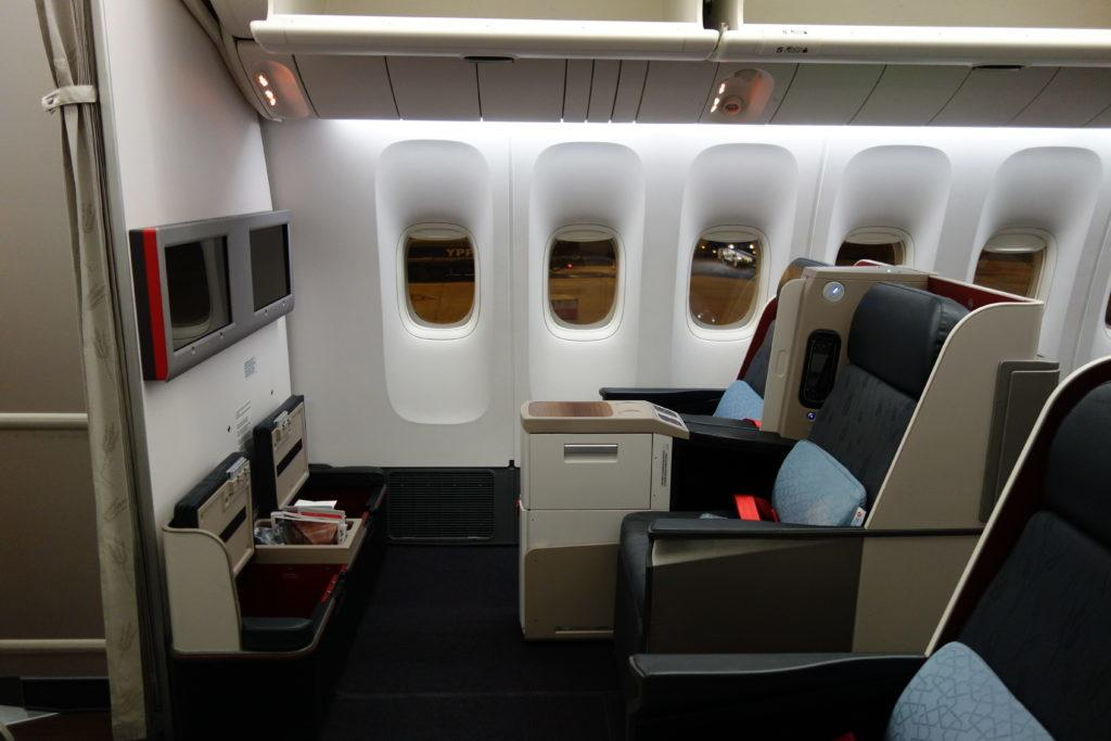 Review Turkish Airlines B777 Business Class Buenos