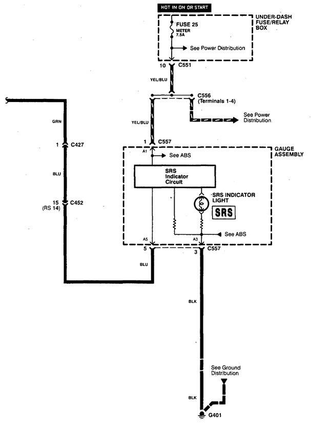 1998 acura integra fuse box diagram