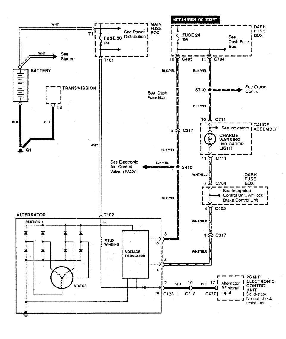 1990 acura integra engine diagram