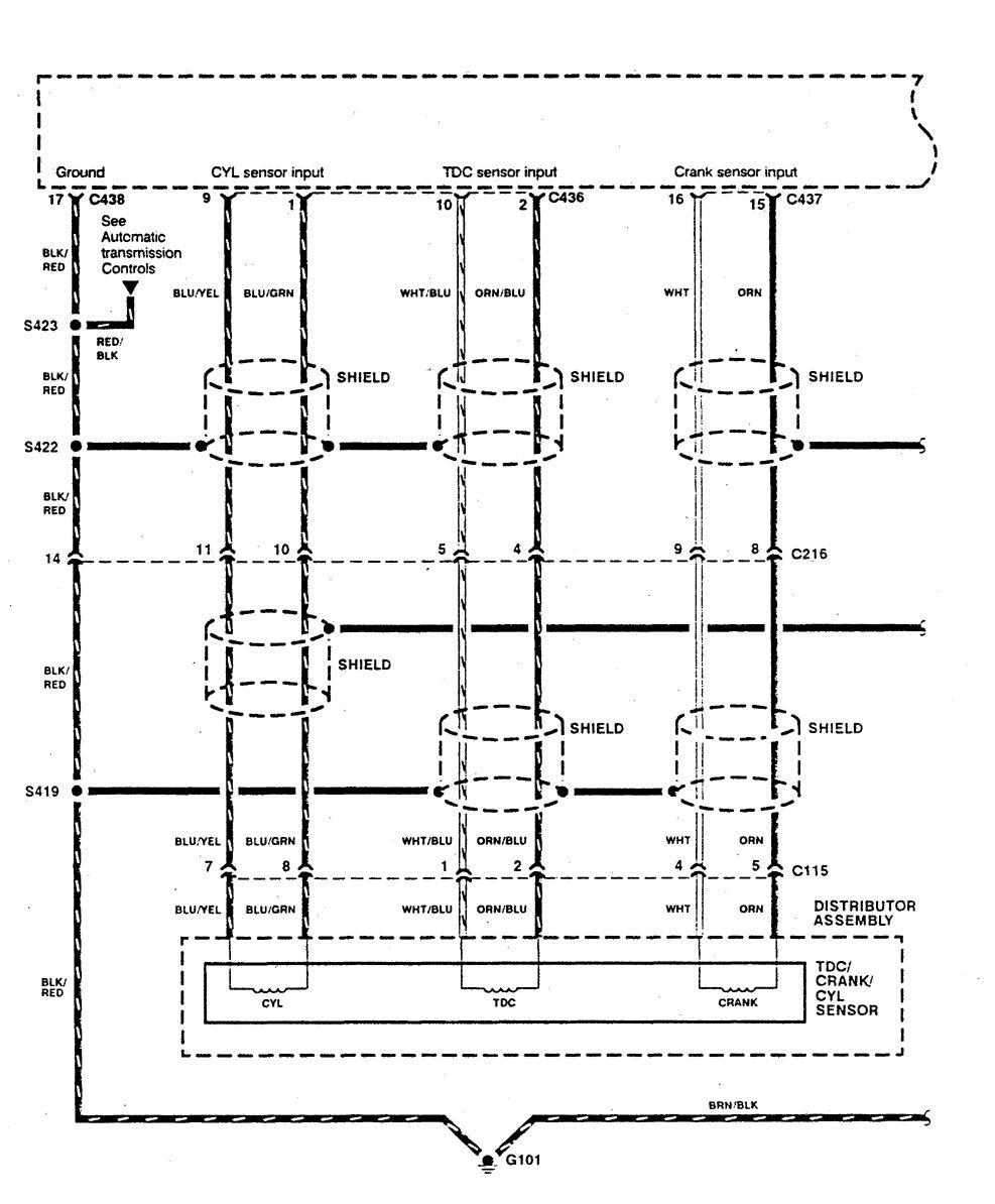 1990 acura integra fuel wiring diagram